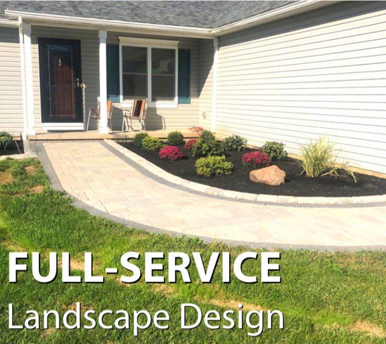 Full-Service Landscape Design