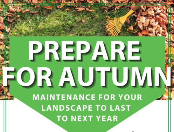 Prepare For Autumn!